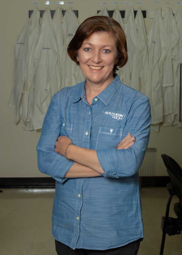 Dr. Fiona McAlister